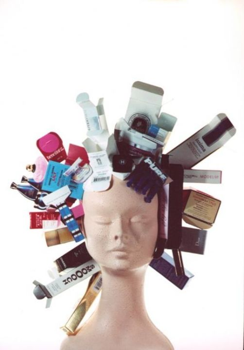 Cosmetic Package - Photography, ©2004 by Isabelle Deflandre -