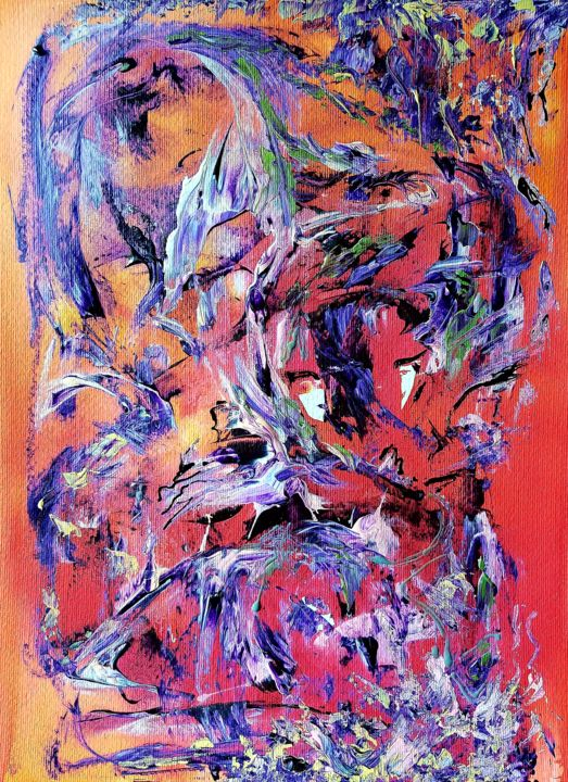 20180212-172621.jpg - Painting, ©2018 by ISANKIS -