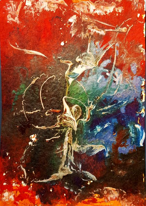20170606-115015.jpg - Painting, ©2018 by ISANKIS -