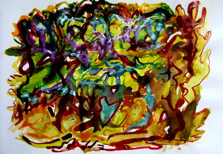 20170228-105606.jpg - Painting, ©2016 by ISANKIS -