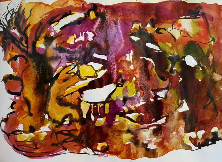 20170120-101613.jpg - Painting, ©2016 by ISANKIS -
