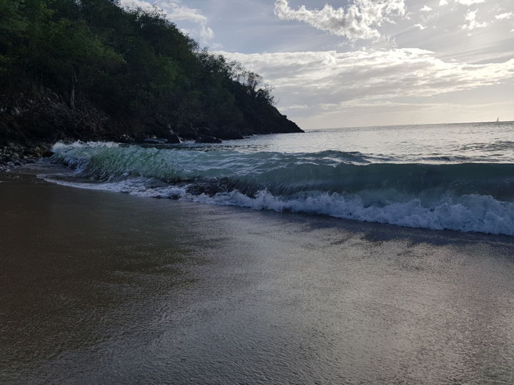 guadeloupe 2018 - Photography ©2018 by jackart -                        Seascape