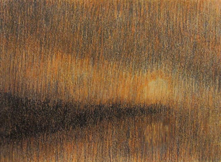 """Painting titled """"2013-12-26-Watercol…"""" by Jacques Levy, Original Art, Watercolor"""