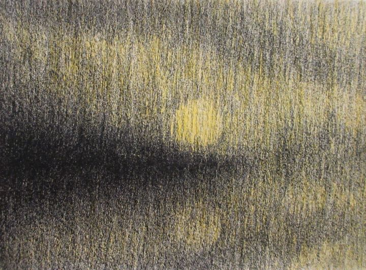"""Painting titled """"2013-11-15-Watercol…"""" by Jacques Levy, Original Art, Watercolor"""