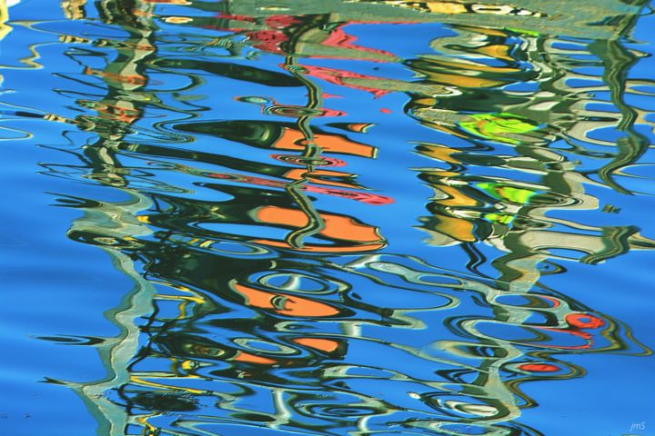 reflets-01.jpg - Photography, ©2015 by JEAN MARC SPARAGNA -                                                                                                                          Abstract, abstract-570