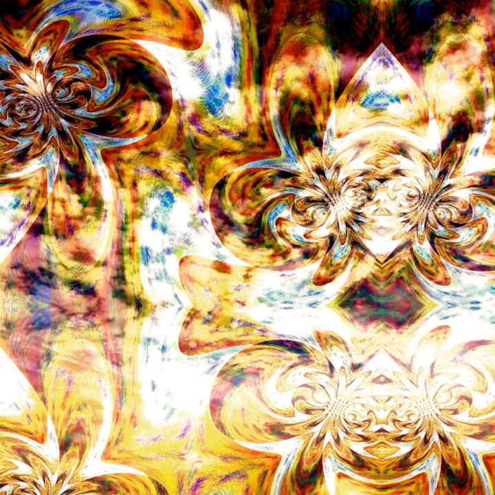 ARABESQUES - Digital Arts ©2016 by Jeannette ALLARY -                                                                                                                                                Abstract Art, Art Deco, Paper, Abstract Art, Calligraphy, Outer Space, Colors, World Culture, Light, Spirituality, abstrait, calligraphie, couleurs lumiére, Jeannette Allary