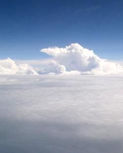 """Photography titled """"Above the Clouds"""" by Jessi Hamilton, Original Art,"""