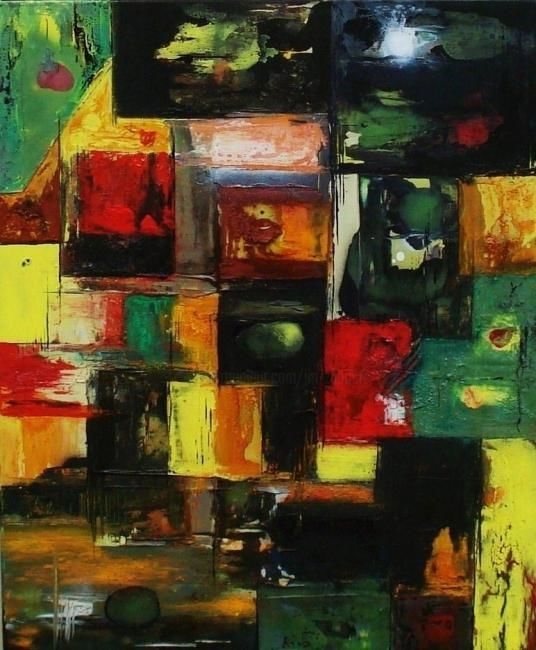 73 x 60 cm - ©2008 by Anonymous Artist