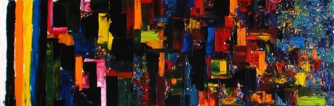 40 x 120 cm - ©2008 by Anonymous Artist