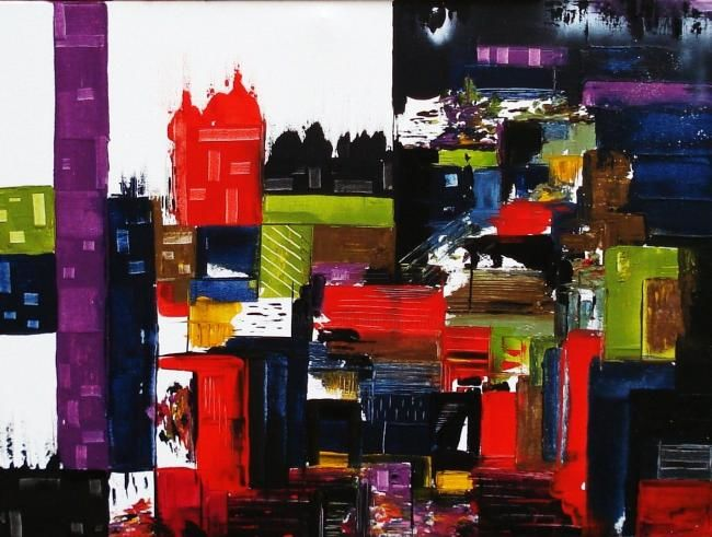 60 x 80 cm - ©2008 by Anonymous Artist