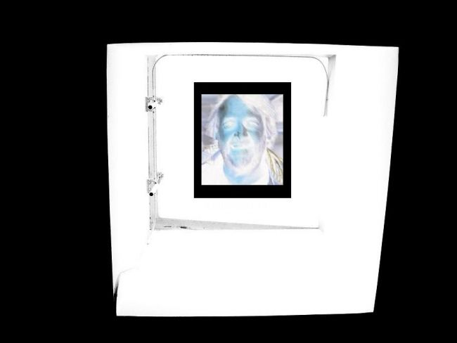 FRAME - Photography,  39.4x39.4 in, ©2008 by J B -