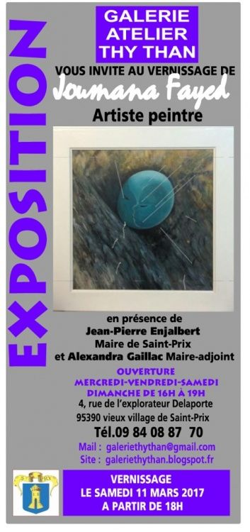 Exposition Message Damour
