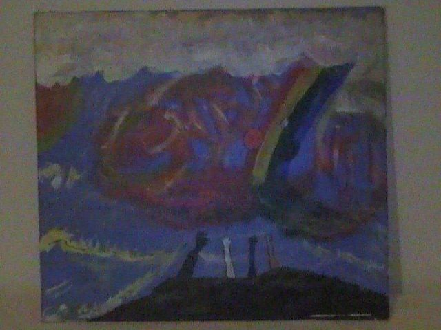"""Painting titled """"Reaching for that D…"""" by Doc Willy, Original Art,"""