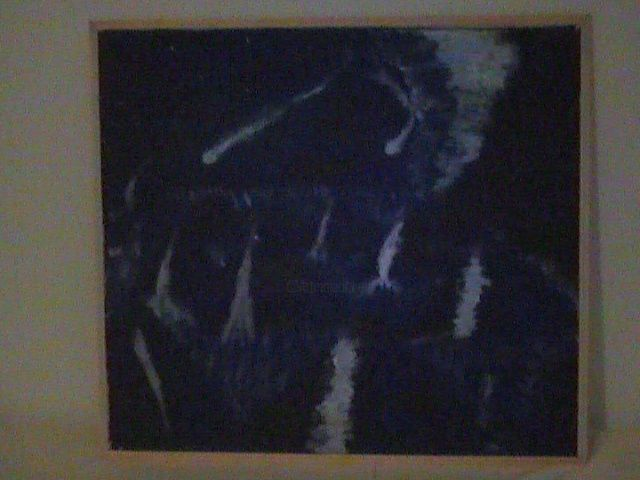 """Painting titled """"Holocaust Aftermath"""" by Doc Willy, Original Art,"""