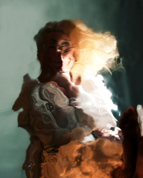 """Photography titled """"Read You Like A Book"""" by Kalliope Amorphous, Original Art, Non Manipulated Photography"""