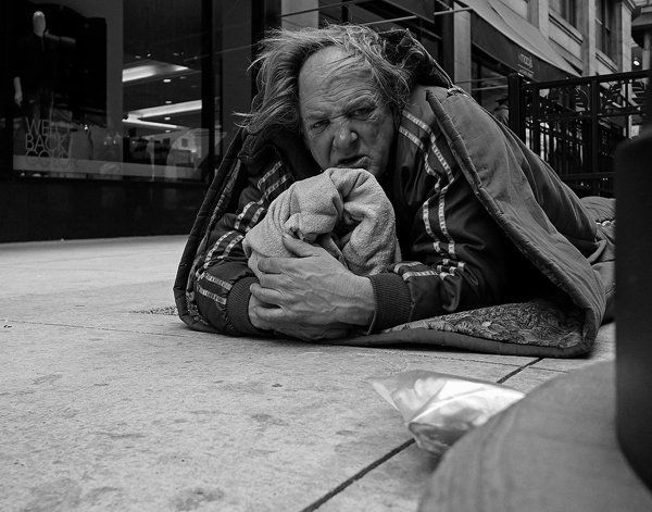 """Photography titled """"on the street#2"""" by Keith Harris, Original Art,"""