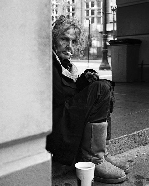 """Photography titled """"on the street#5"""" by Keith Harris, Original Art,"""