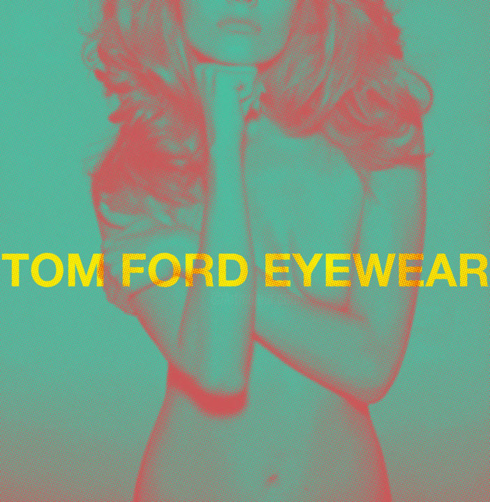 """Photography titled """"TOM FORD EYEWEAR"""" by Kelly Foster, Original Art, Manipulated Photography"""
