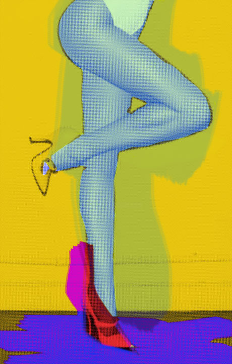 """Photography titled """"CANDICE SWANEPOEL B…"""" by Kelly Foster, Original Art, Digital Photography"""