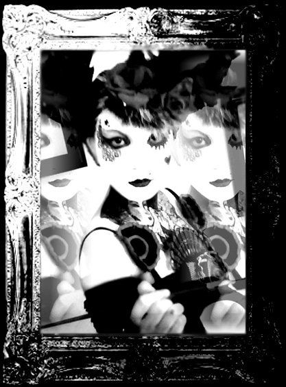 The Raven Queen 4 - Photography ©2008 by Thuy Thanh Nguyen -