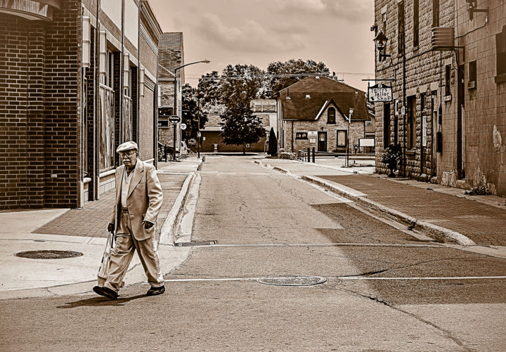 """Photography titled """"sunday-stroll-m-sep…"""" by Kevin W Beer, Original Art,"""