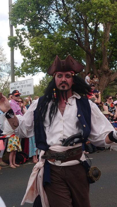 pirate des caraibes - Photography, ©2020 by Christine Pons -