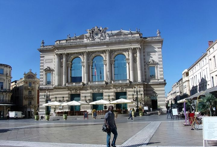 Opéra de Montpellier - Photography, ©2017 by Christine Pons -
