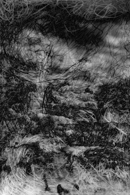 """Photography titled """"Jesus Walking On Th…"""" by Krystof Suchy, Original Art,"""