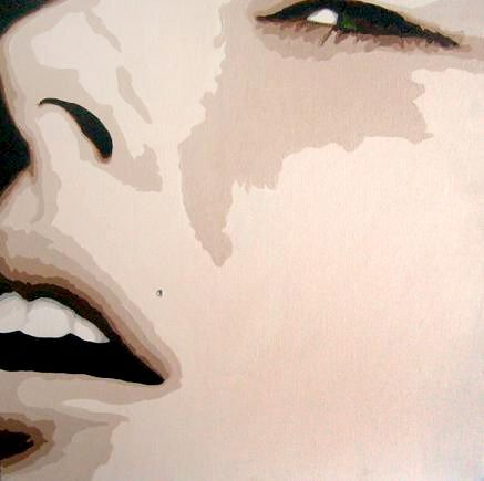 437435C40109DI056g - Painting ©2009 by Lady Caviar -