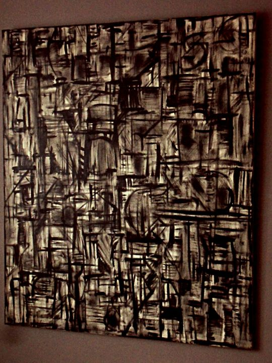 100 x 120 cm - ©2012 by Anonymous Artist