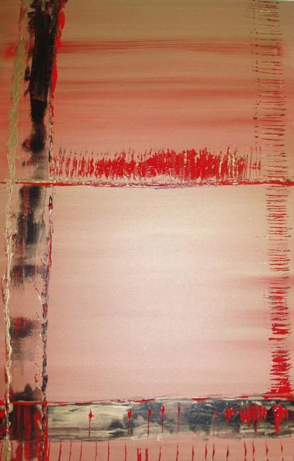 """Painting titled """"Westwood  1"""" by Lauren Frontino, Original Art,"""