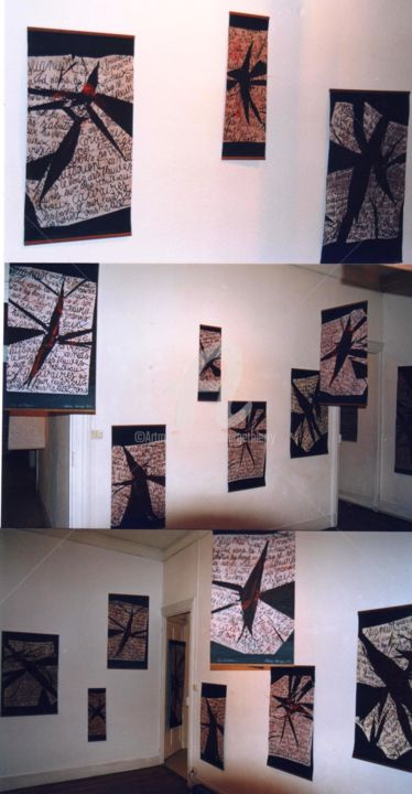 Exposition GAC Annonay - Printmaking ©2003 by Thierry Laverge -