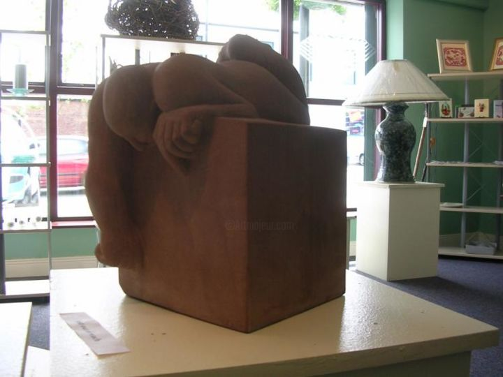 """Sculpture titled """"just out of reach"""" by Lee Boyd, Original Art,"""