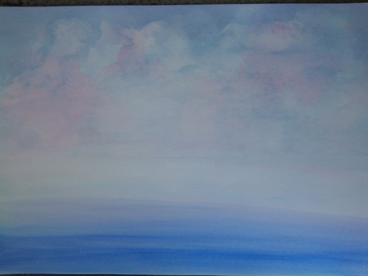 """Painting titled """"dadianakers-leonabl…"""" by Leona Dadian Akers, Original Art,"""