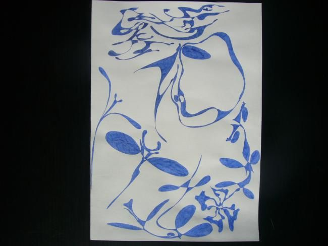"""Drawing titled """"P1050100.JPG"""" by Leopold, Original Art,"""