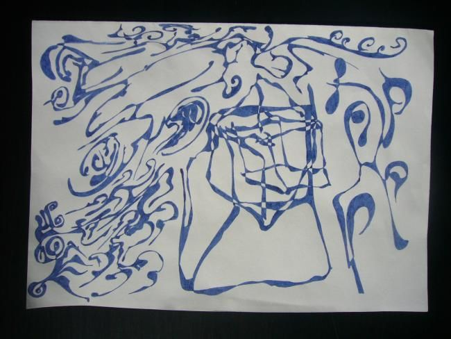 """Drawing titled """"P1050102.JPG"""" by Leopold, Original Art,"""
