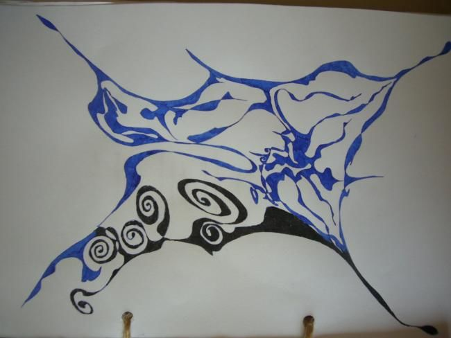 """Drawing titled """"P1050108.JPG"""" by Leopold, Original Art,"""