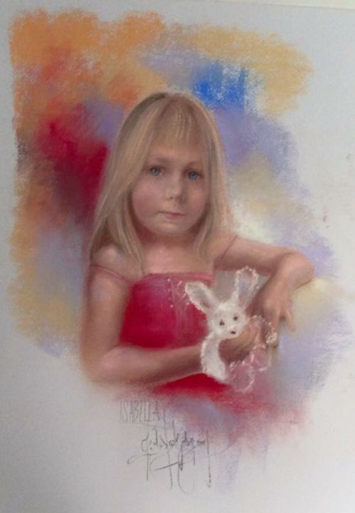 Isabella Commission - Painting, ©2015 by L.Jakobsson -