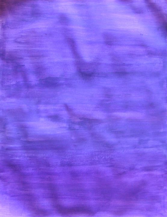 Mauve, abstract painting - Painting,  25.6x19.7 in, ©2015 by Liza Peninon -                                                                                                                                                                          Abstract, abstract-570, Light