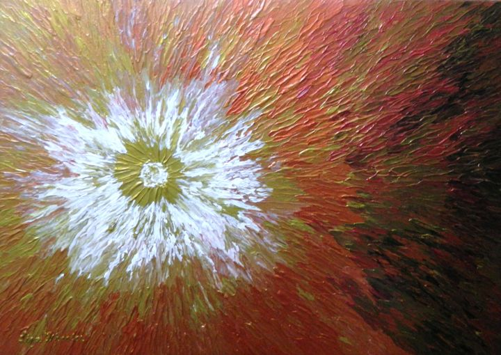 Painting, abstract, artwork by Liza Wheeler