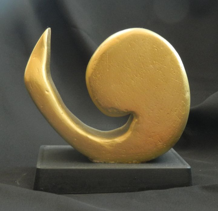 The Passage - handmade, carved abstract sculpture - Sculpture, ©2014 by Liza Wheeler -                                                                                                                                                                                                                                                                                                                                                                                                              Abstract, abstract-570, Other, Stone, Abstract Art, Fantasy, handmade fantasy sculpture, abstract sculpture