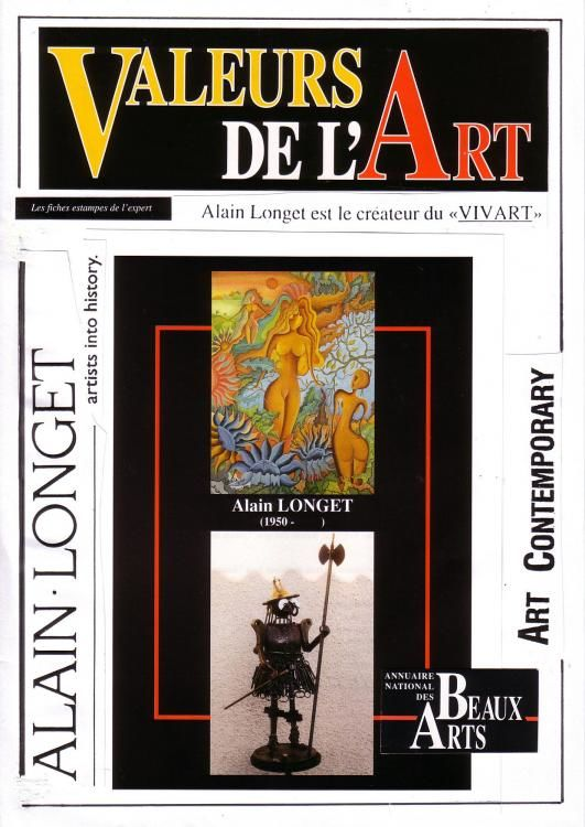 A propos de la galerie alain longet full profile for Cotation akoun