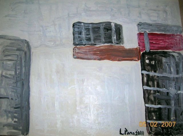 Mostra_10 - Painting ©2007 by Laura Parrinello -