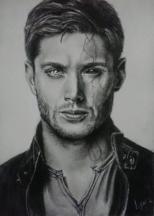 Sketchesofsam Sssh Critical Role Is: Dean Winchester By Lucas Andrade (Lucas Andrade