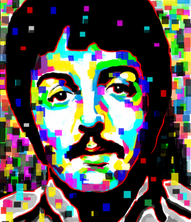 Paul Mccartney Sgt Pepper