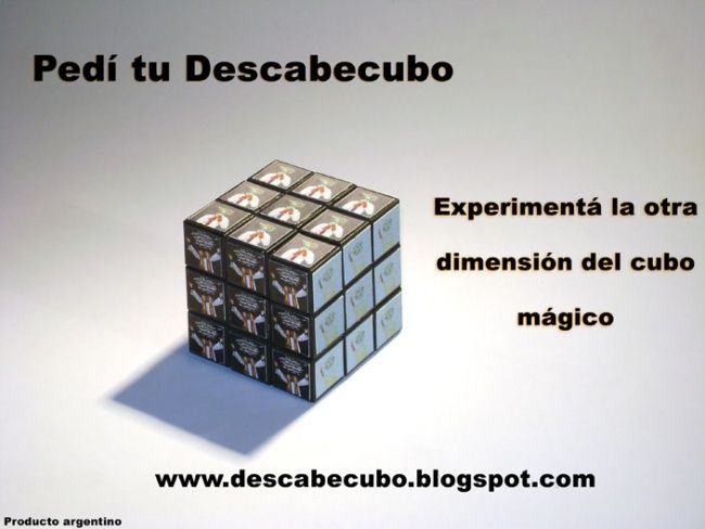 Descabecubo - Painting ©2008 by Luciano Giusti -