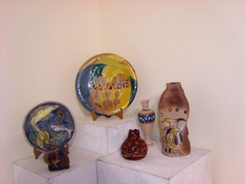 """Sculpture titled """"in_my_exhibition.jpg"""" by Luse Yeremyan, Original Art,"""