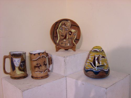 """Sculpture titled """"in_myexhibition.jpg"""" by Luse Yeremyan, Original Art,"""