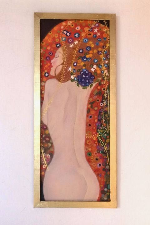 """Painting titled """"Reproductions of G.…"""" by Paintingjasmin, Original Art, Oil"""