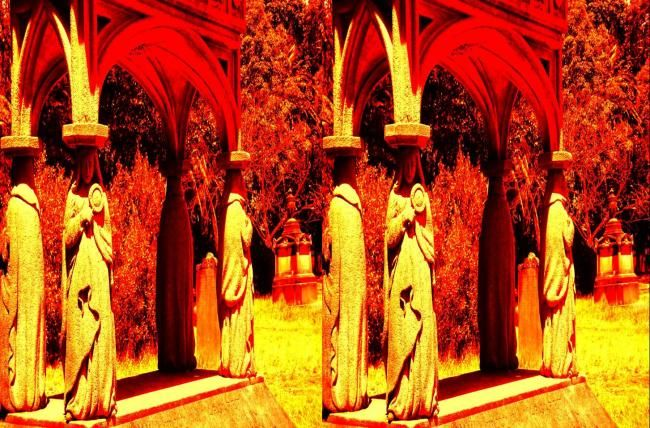 """Photography titled """"Requiem"""" by M Wichman, Original Art,"""